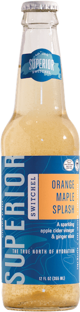 Orange Maple Splash
